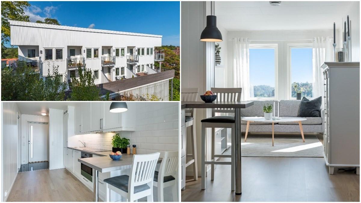 Meglerhuset & Partners Arendal - Leilighet - 1 550 000,-