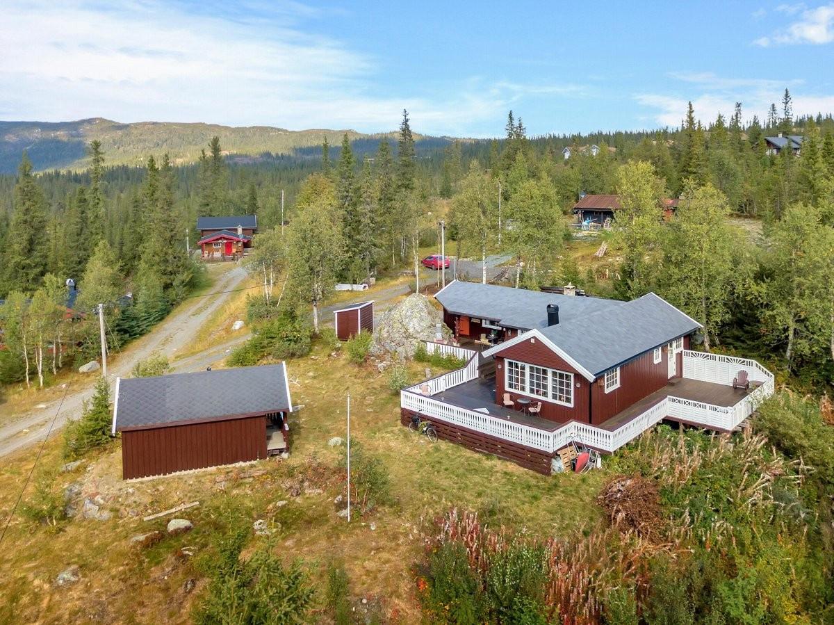 Hytte - nord-torpa - 2 450 000,- - Gjestvang & Partners
