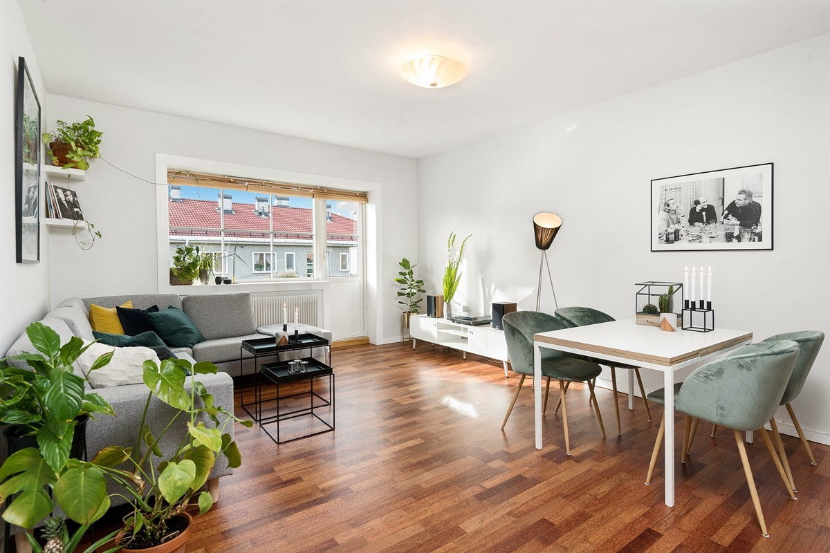 Leilighet - Grünerløkka - Sofienberg - oslo - 3 500 000,- - Schala & Partners