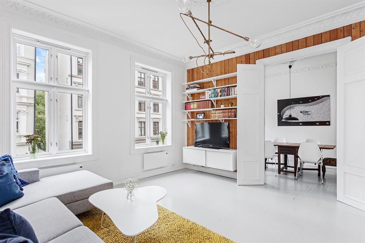 Leilighet - Grünerløkka - Sofienberg - oslo - 4 750 000,- - Schala & Partners
