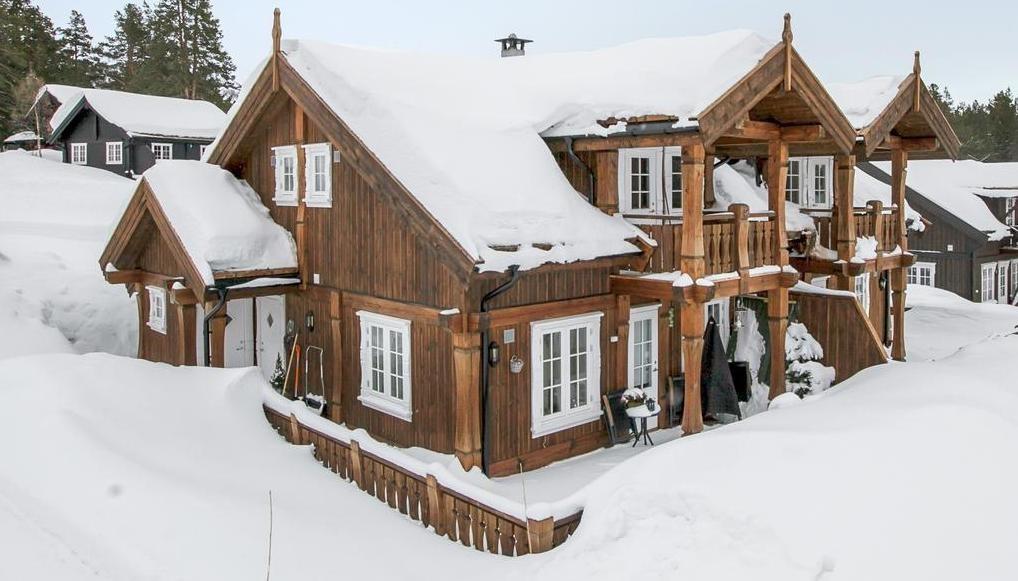 Hytte - rauland - 2 390 000,- - Leinæs & Partners
