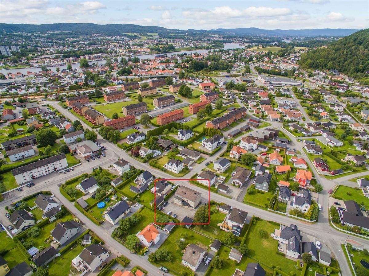 Meland & Partners Skien - Enebolig - 3 750 000,-