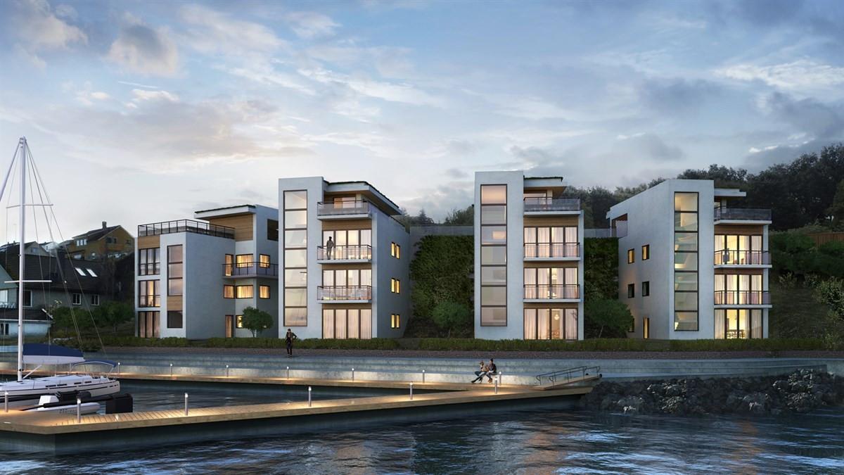 Huus & Partners Stavanger - Enebolig - 12 400 000 til 12 800 000,-