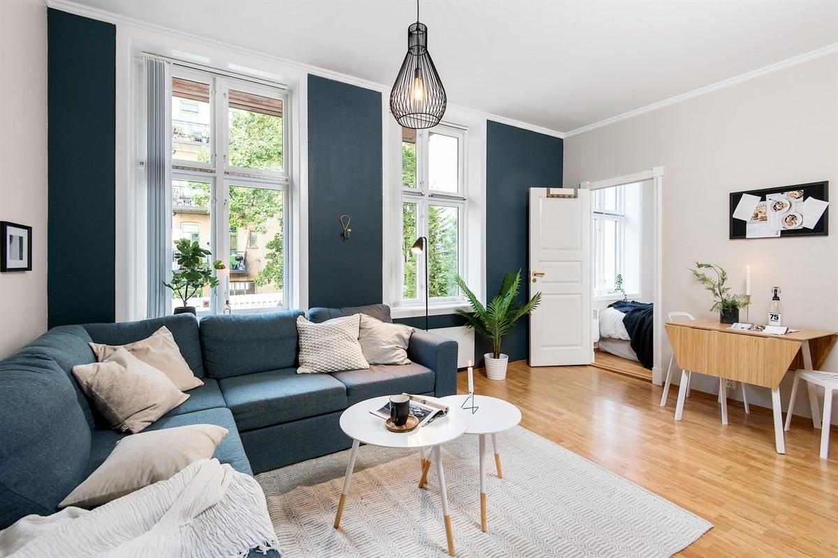 Leilighet - Uranienborg - Majorstuen - oslo - 3 150 000,- - Schala & Partners
