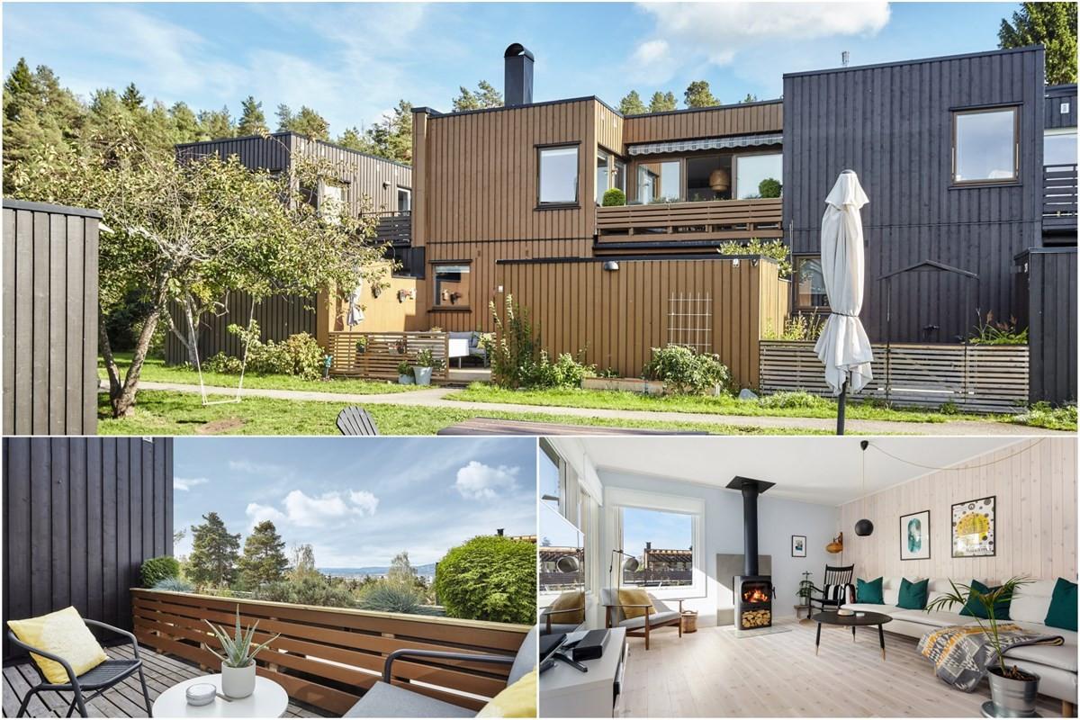 Rekkehus - Haugerud - oslo - 5 600 000,- - Schala & Partners
