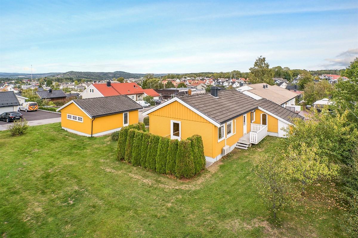 Enebolig - barkåker - 2 550 000,- - Bakke Sørvik & Partners