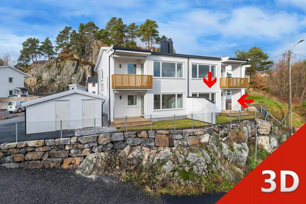 Leilighet - arendal - 1 990 000,- - Meglerhuset & Partners
