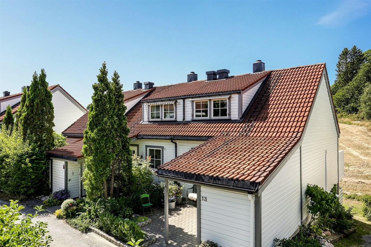 Rekkehus - ås - 3 800 000,- - Sydvendt & Partners