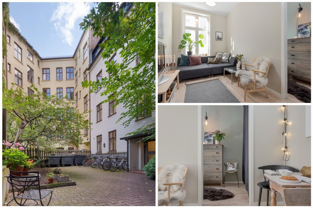 Leilighet - Grünerløkka - oslo - 2 900 000,- - Schala & Partners