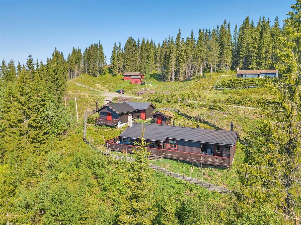 Hytte - snertingdal - 1 390 000,- - Gjestvang & Partners