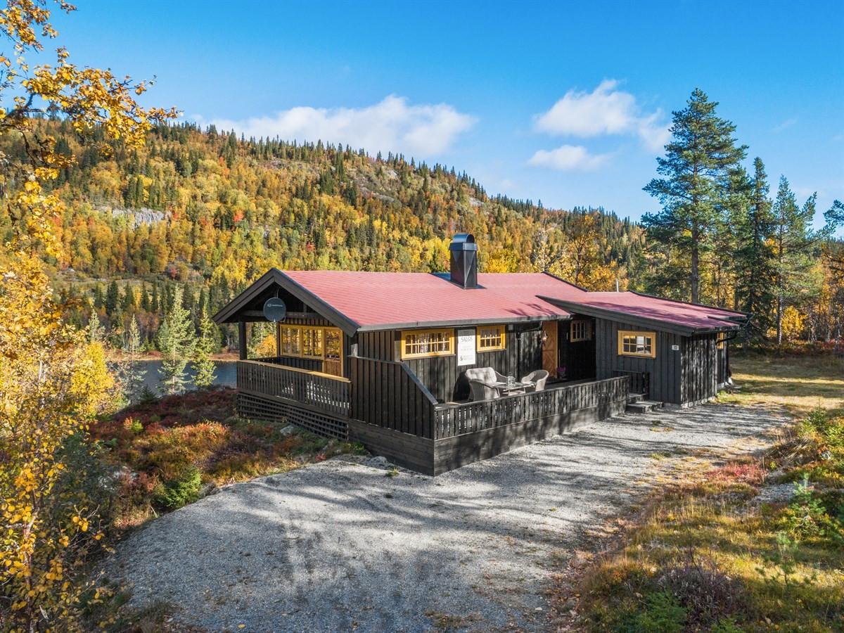Hytte - hemsedal - 2 590 000,- - Meglerhuset & Partners