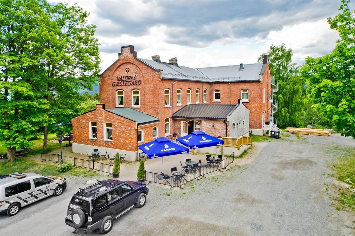 Næringsbygg - aurdal - 8 800 000,- - Gjestvang & Partners