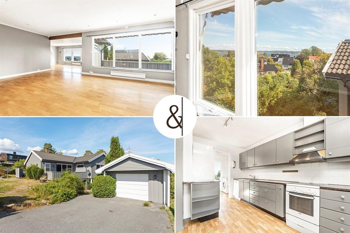 Enebolig - Solstad - stavern - 3 390 000,- - Leinæs & Partners
