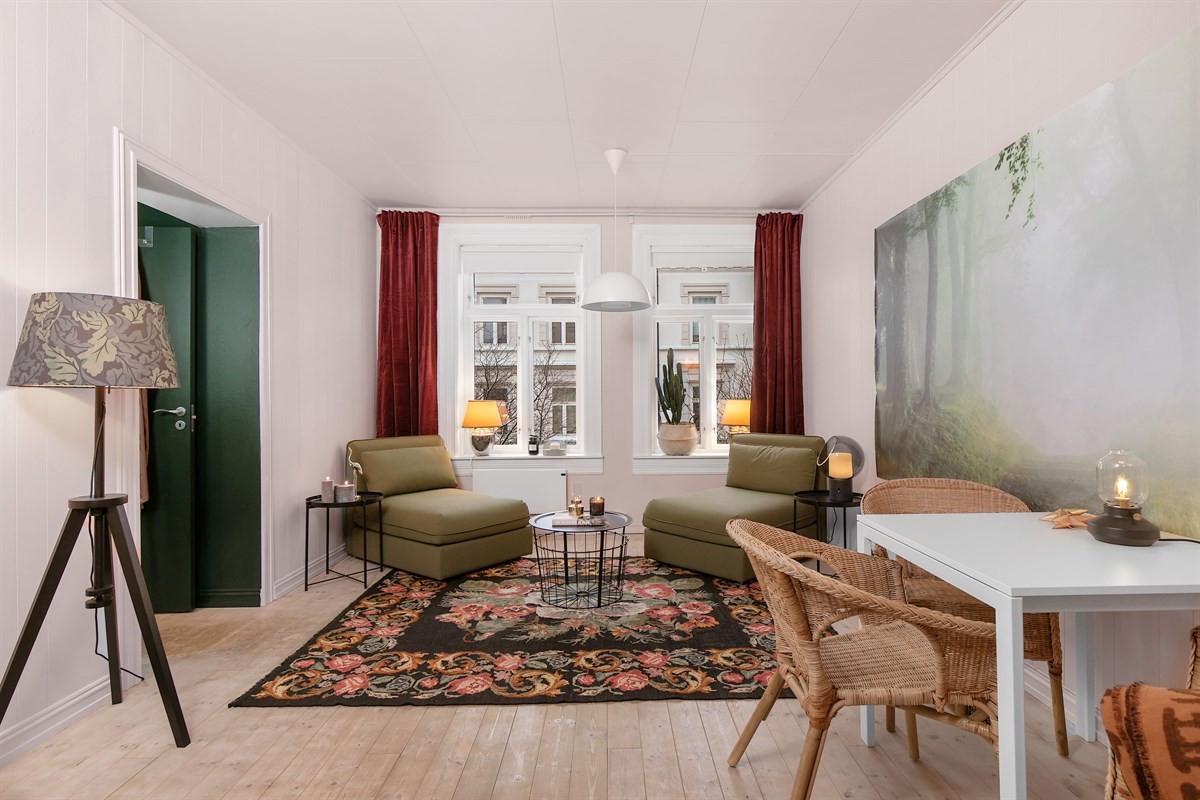 Leilighet - Grünerløkka - oslo - 3 300 000,- - Schala & Partners
