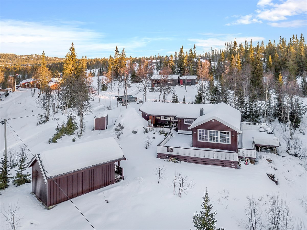 Hytte - nord-torpa - 2 350 000,- - Gjestvang & Partners