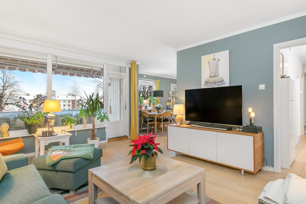 Leilighet - Etterstad - oslo - 4 700 000,- - Schala & Partners