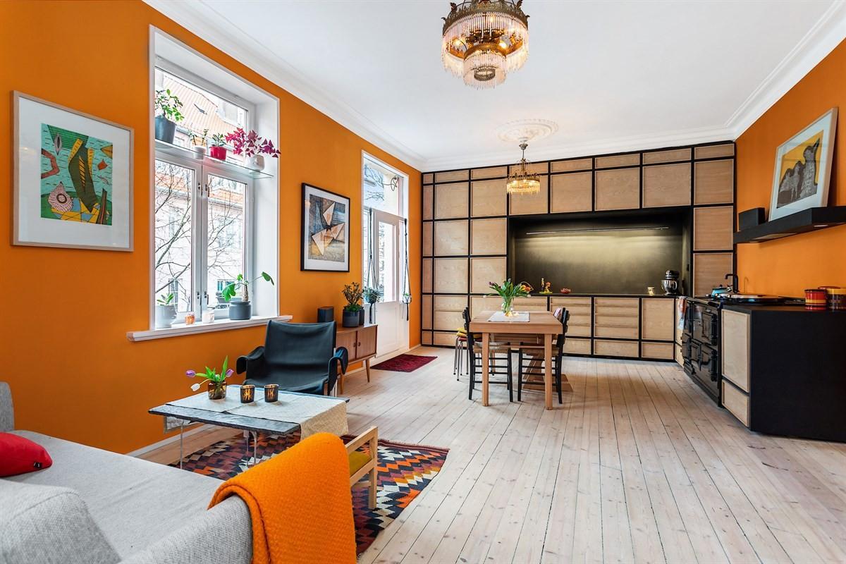 Leilighet - St. Hanshaugen - oslo - 5 950 000,- - Schala & Partners