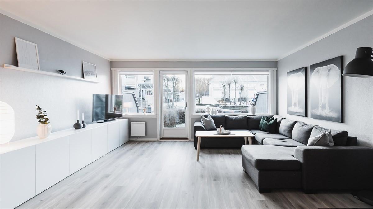 Rekkehus - flatåsen - 3 100 000,- - Olden & Partners
