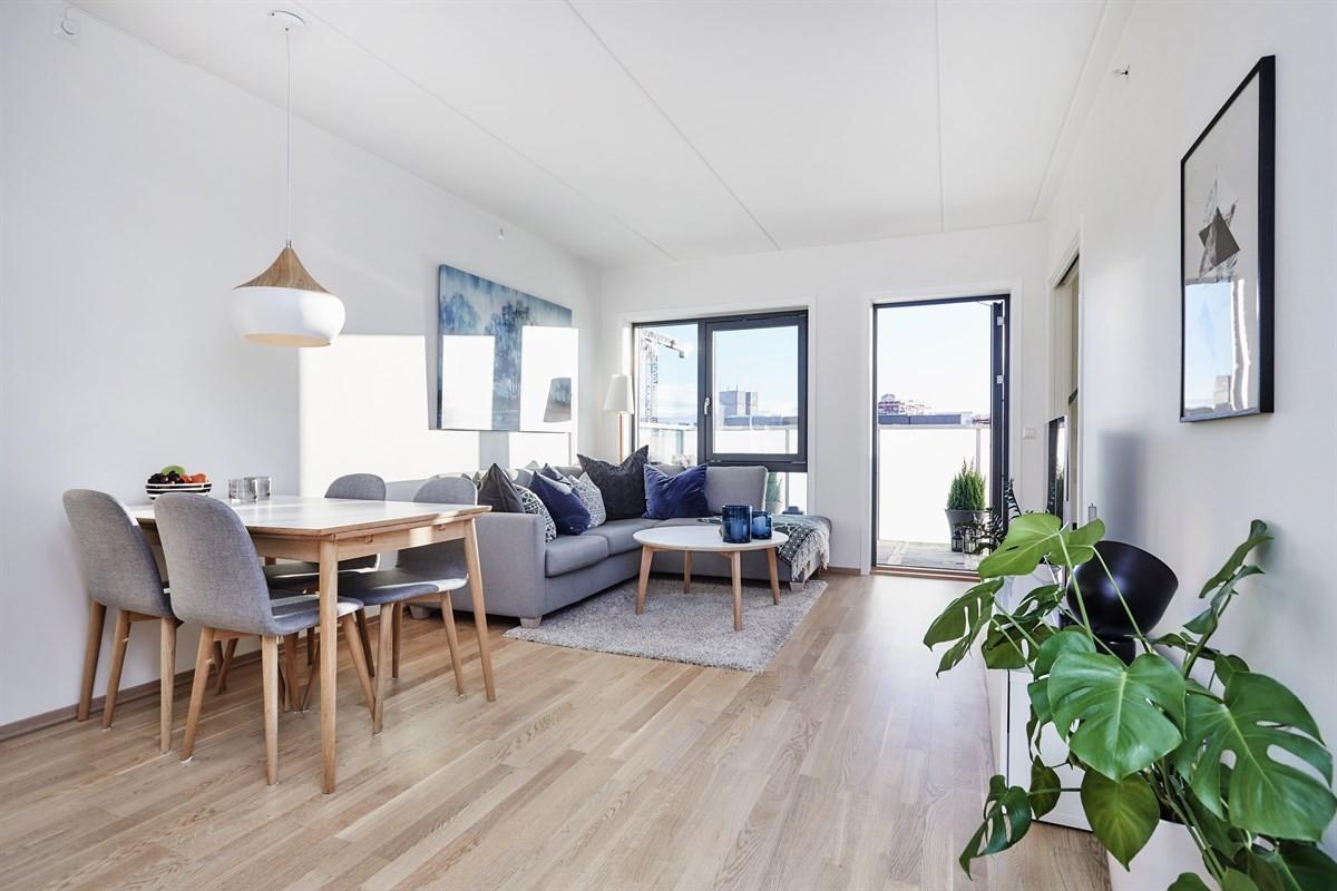 Leilighet - Nydalen - oslo - 4 300 000,- - Schala & Partners