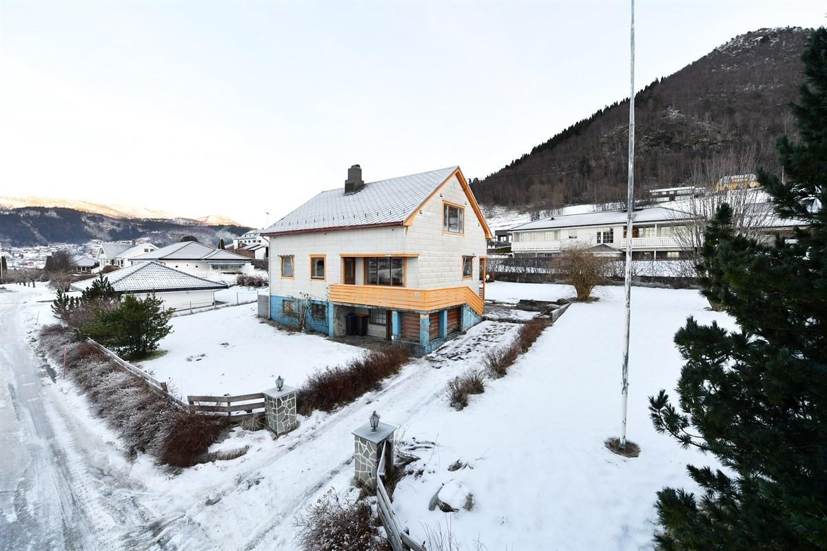 Enebolig - Sentrum - sykkylven - 1 800 000,- - Aursnes & Partners