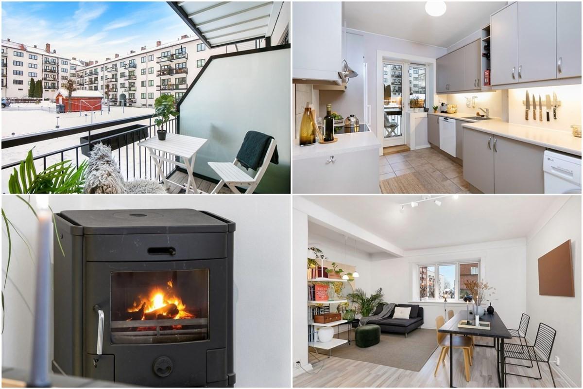 Leilighet - Rodeløkka - oslo - 3 350 000,- - Schala & Partners