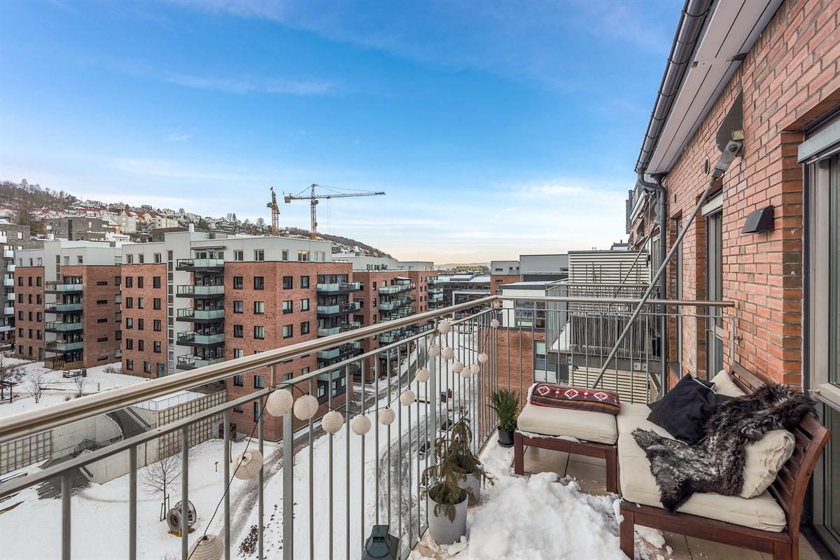Leilighet - Kværnerbyen - oslo - 2 420 000,- - Schala & Partners