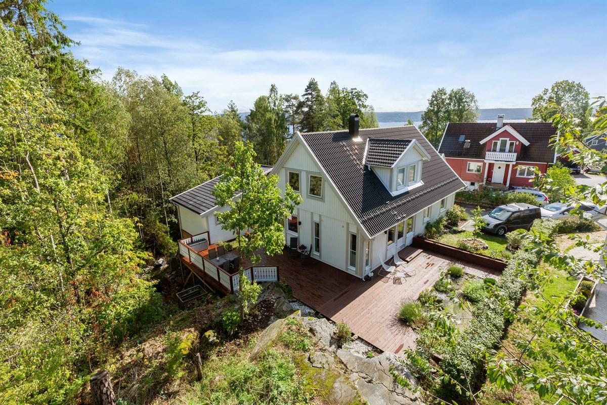 Enebolig - Berger / Hellvik - nesodden - 6 990 000,- - Sydvendt & Partners