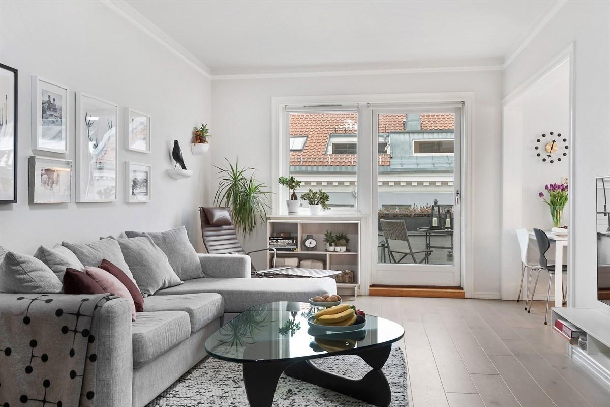 Leilighet - Grünerløkka - oslo - 4 600 000,- - Schala & Partners