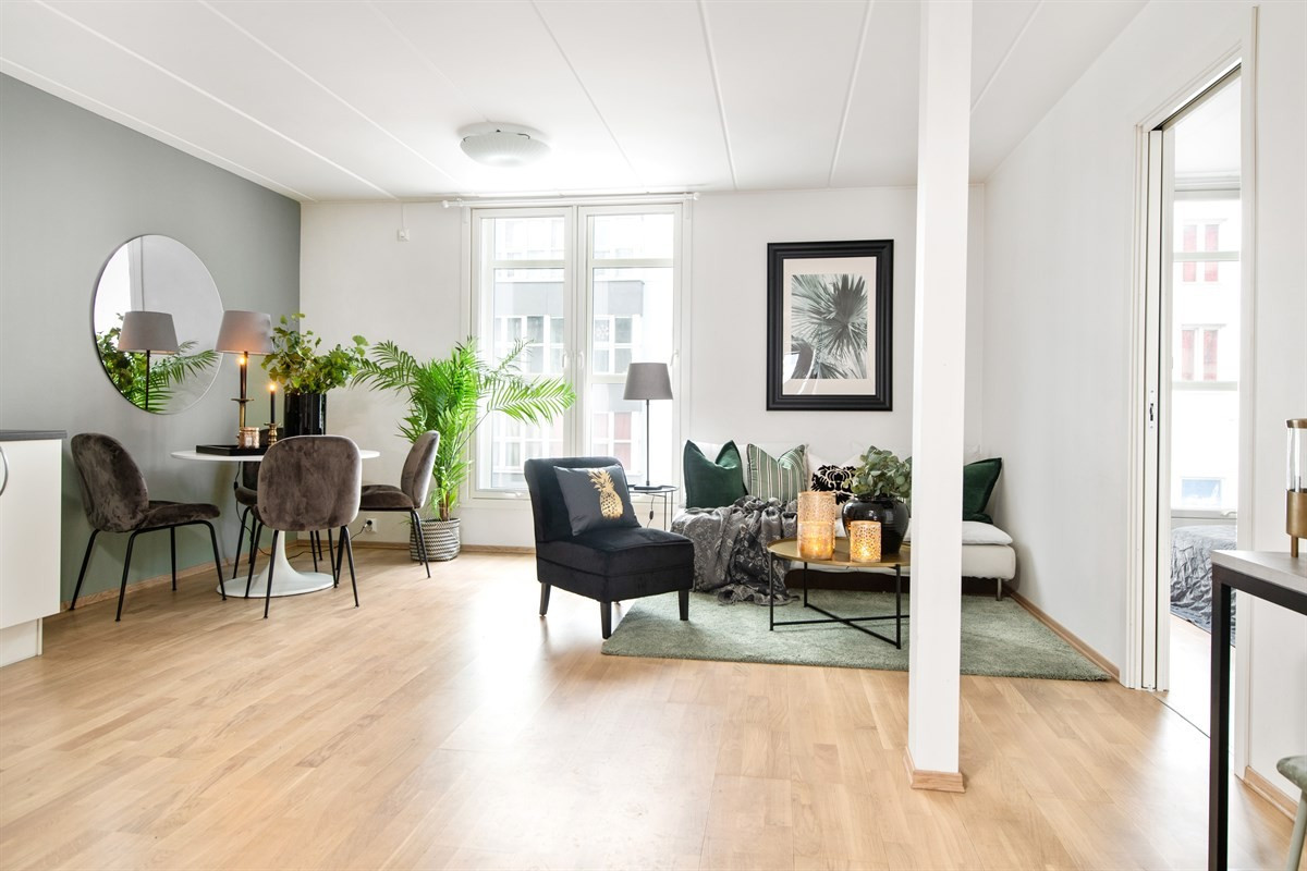 Leilighet - Tøyen - oslo - 3 950 000,- - Schala & Partners