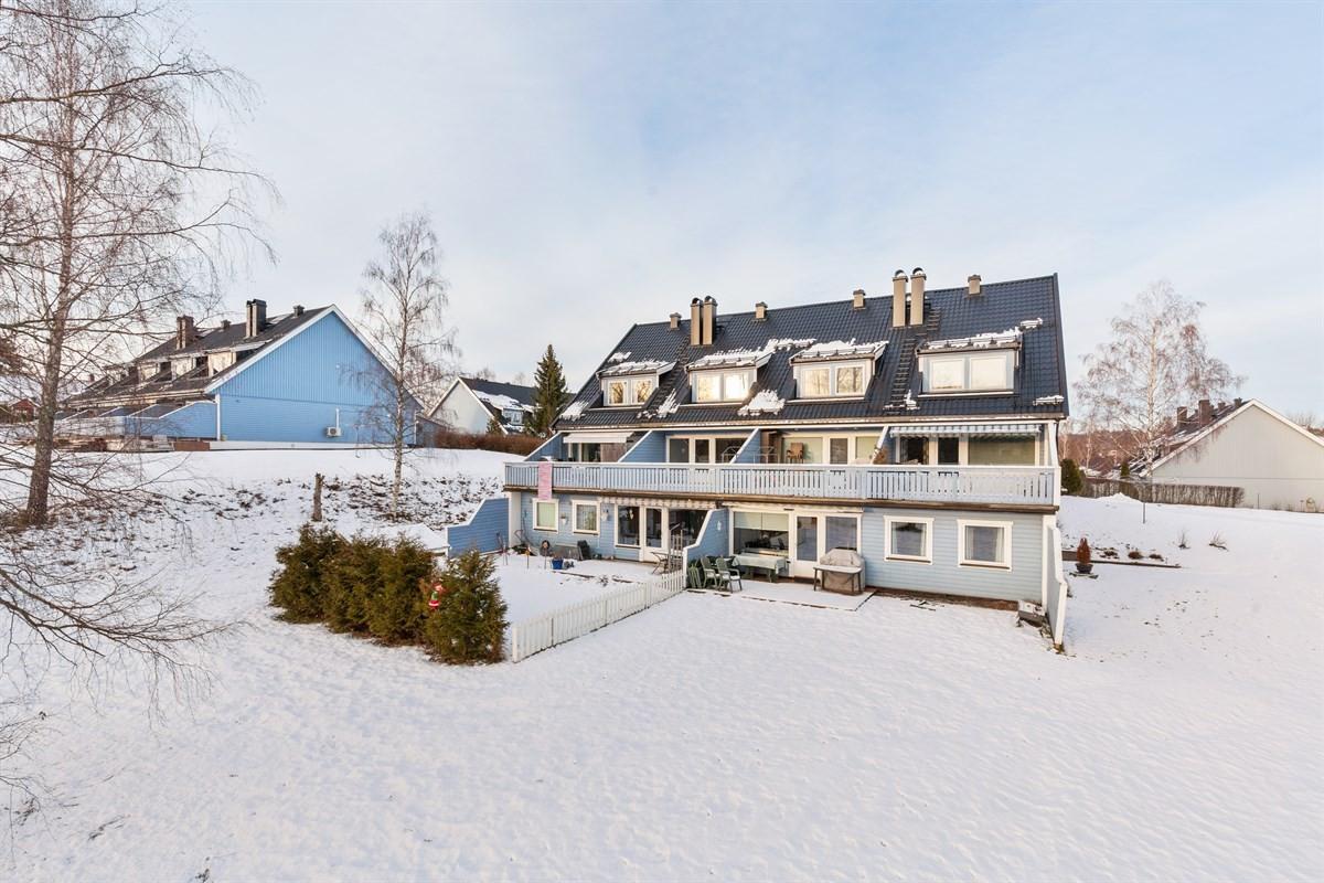 Rekkehus - mysen - 1 250 000,- - Sydvendt & Partners