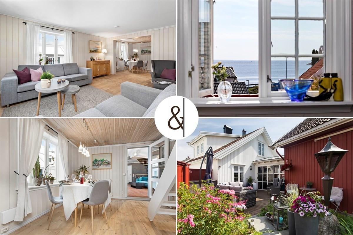 Enebolig - Langestrand - larvik - 3 980 000,- - Leinæs & Partners