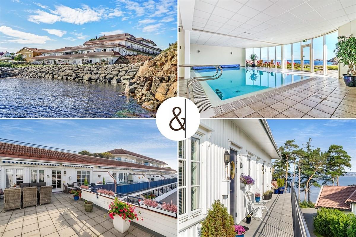 Leilighet - Risøya i Stavern - stavern - 5 900 000,- - Leinæs & Partners