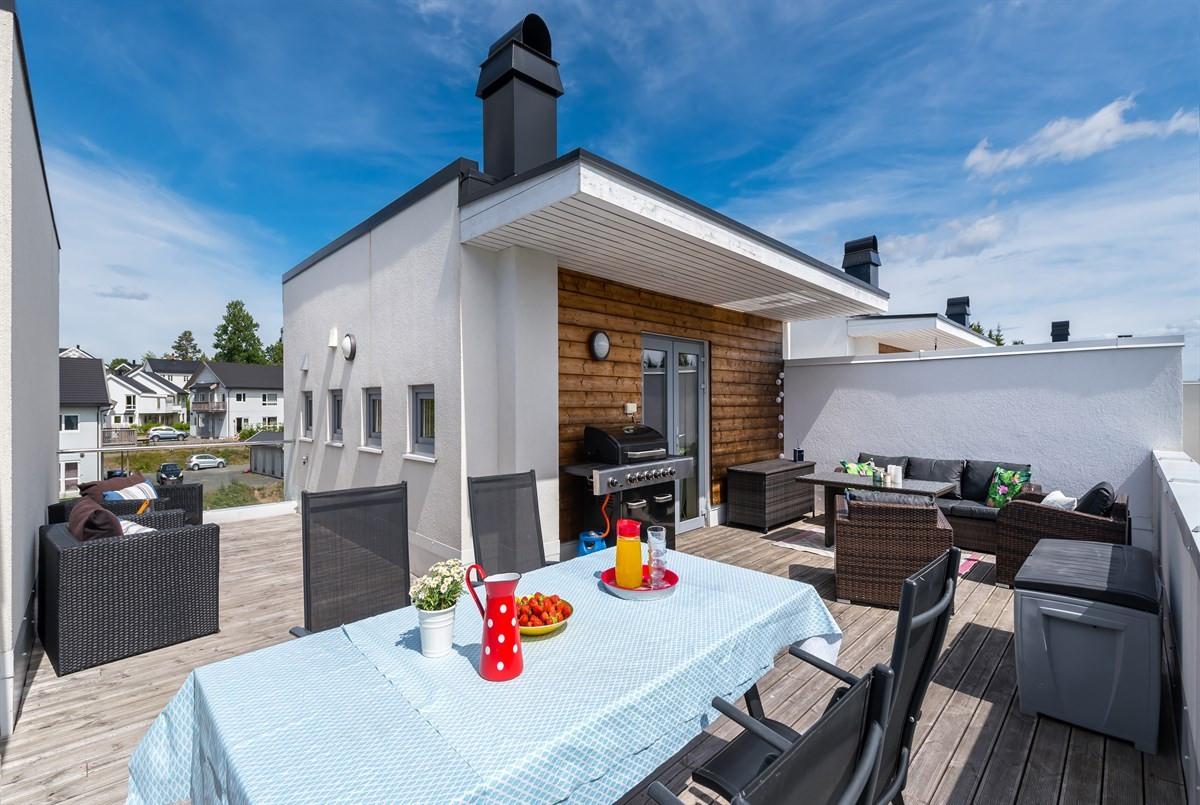 Rekkehus - kongshavn - 2 990 000,- - Meglerhuset & Partners