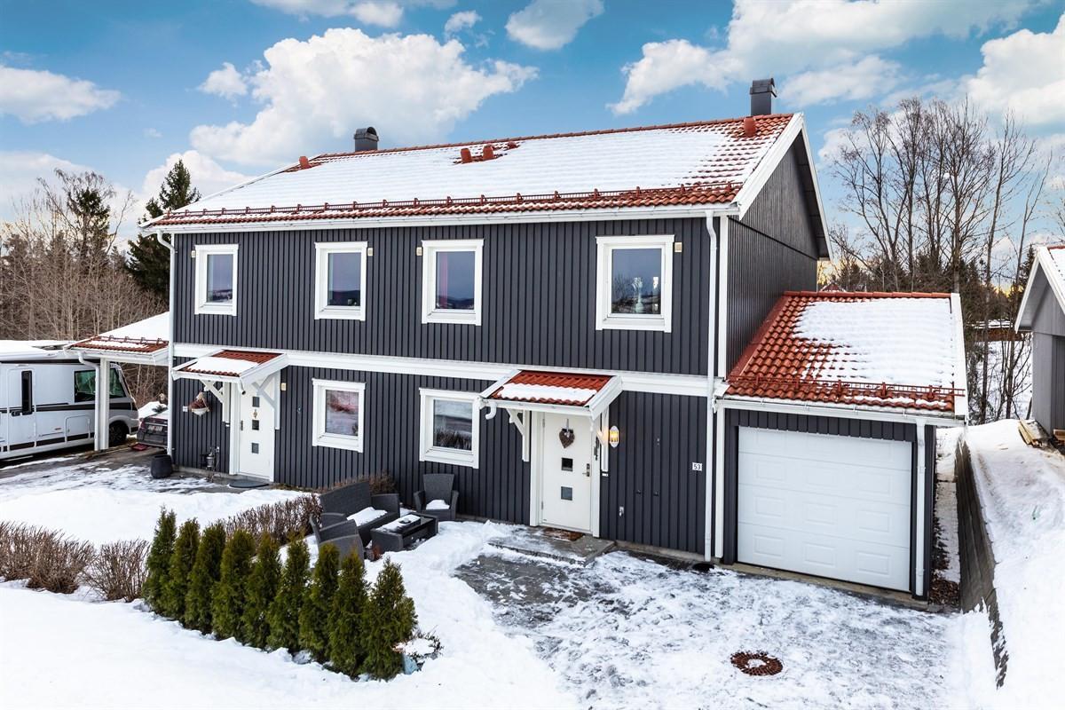 Enebolig - Rælingen - fjerdingby - 4 750 000,- - Schala & Partners