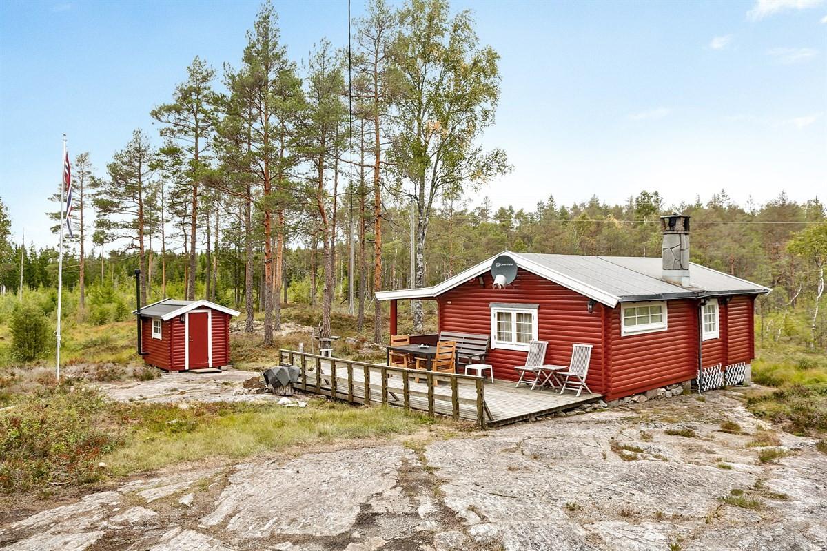 Fritidseiendom - kornsjø - 590 000,- - Lilledal & Partners
