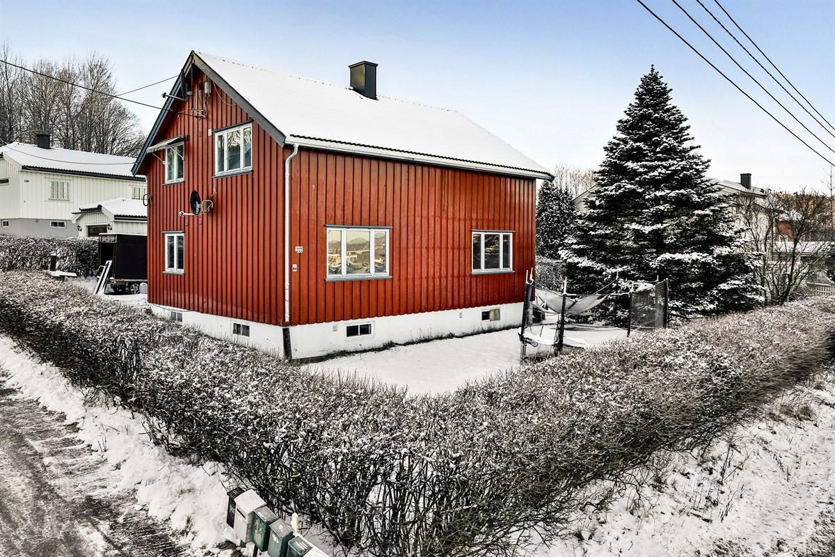 Tomannsbolig - fredrikstad - 2 500 000,- - Møller & Partners