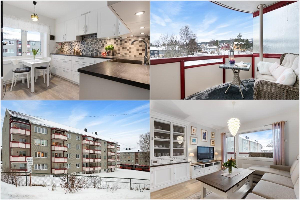 Leilighet - Tonsenhagen / Årvoll - oslo - 3 800 000,- - Schala & Partners