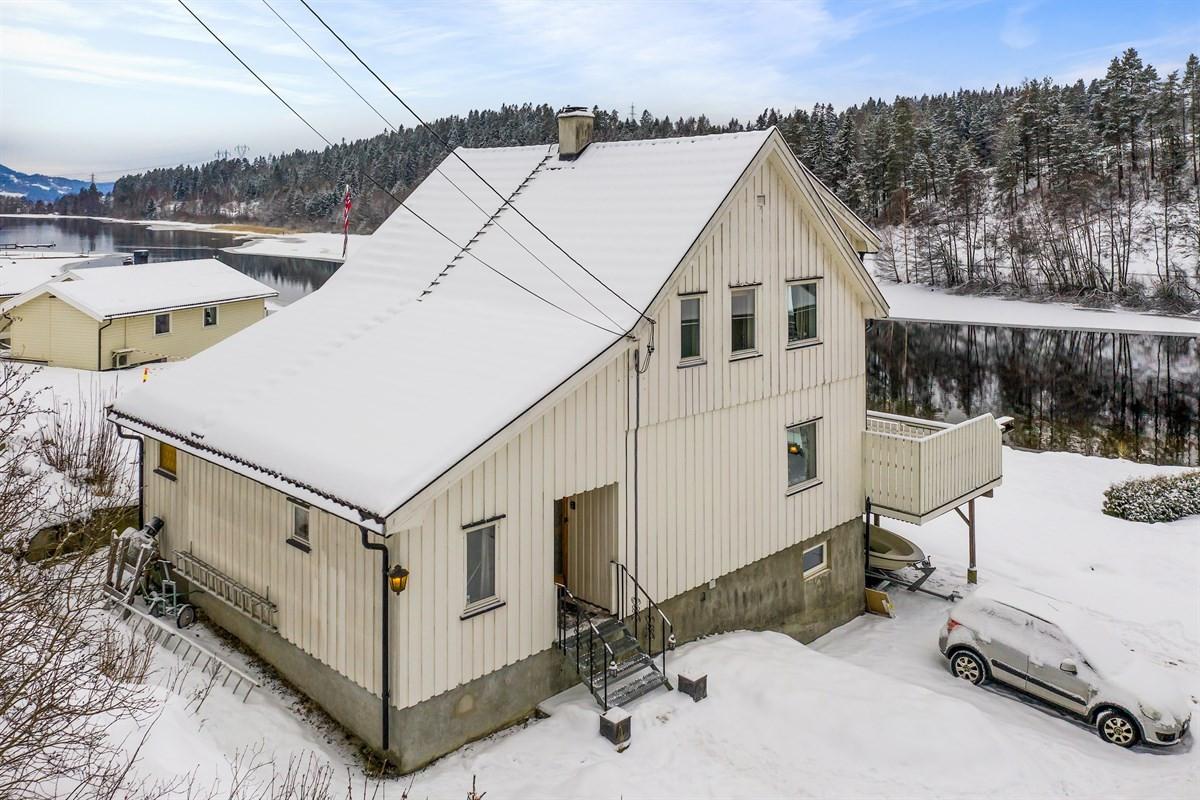 Enebolig - vestfossen - 3 290 000,- - Meglerhuset & Partners