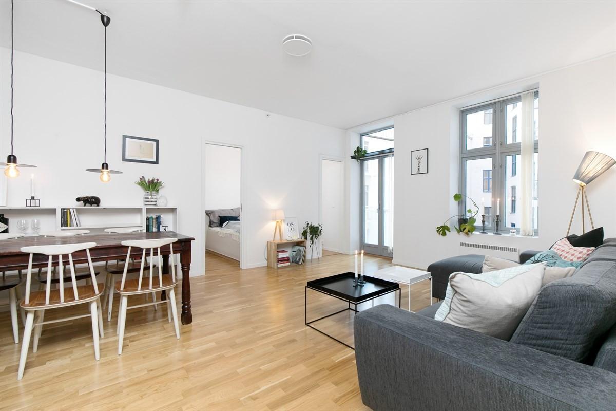 Leilighet - Fredensborg - oslo - 3 800 000,- - Schala & Partners
