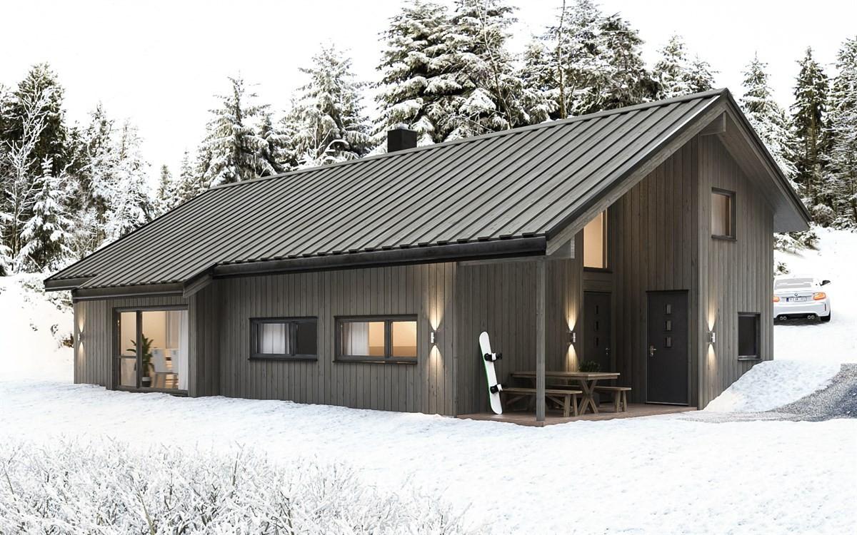 Hytte - passebekk - 3 790 000,- - Leinæs & Partners