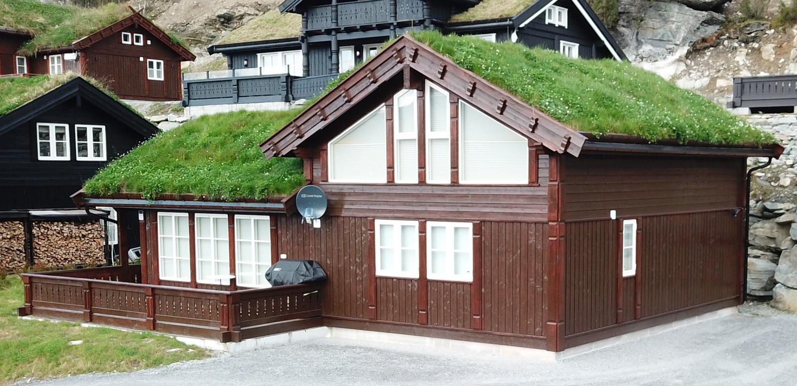 Dette er eksempelbilde, den konkrete hytta kan avvike noe fra bildene.