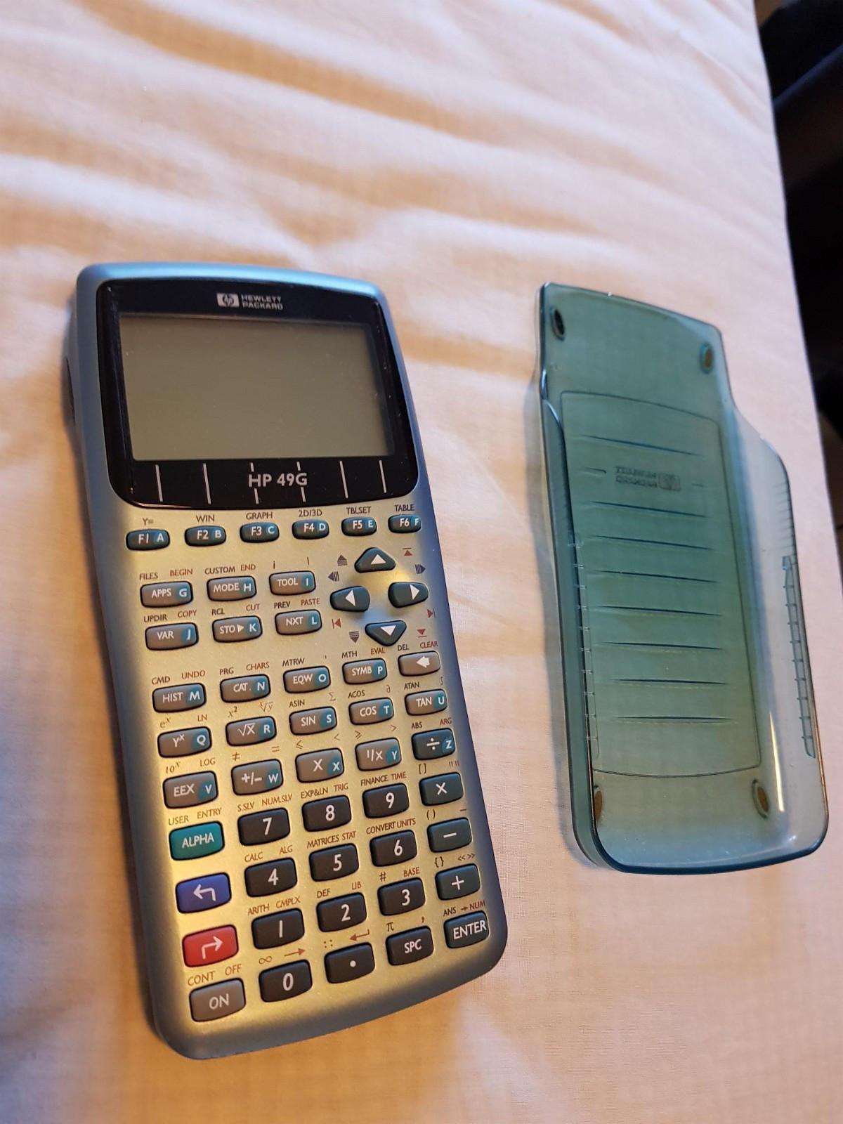 avansert kalkulator