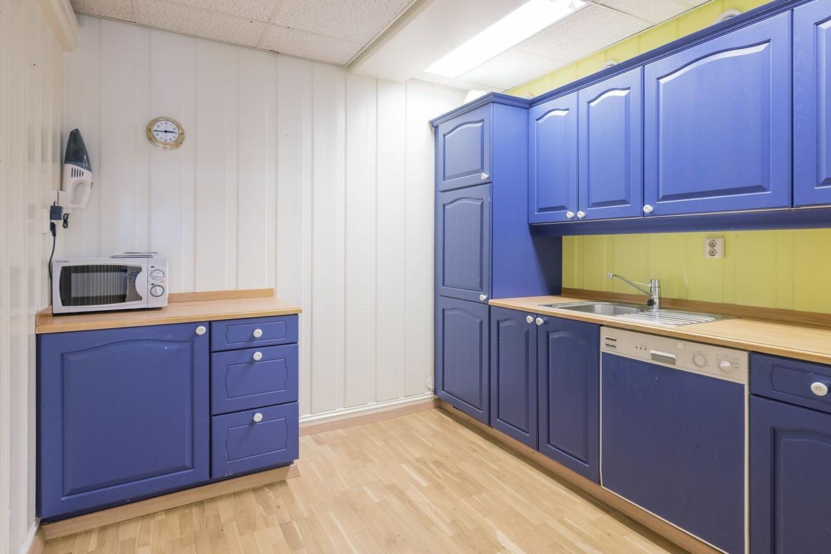 Kjøkken kontor 2. etg