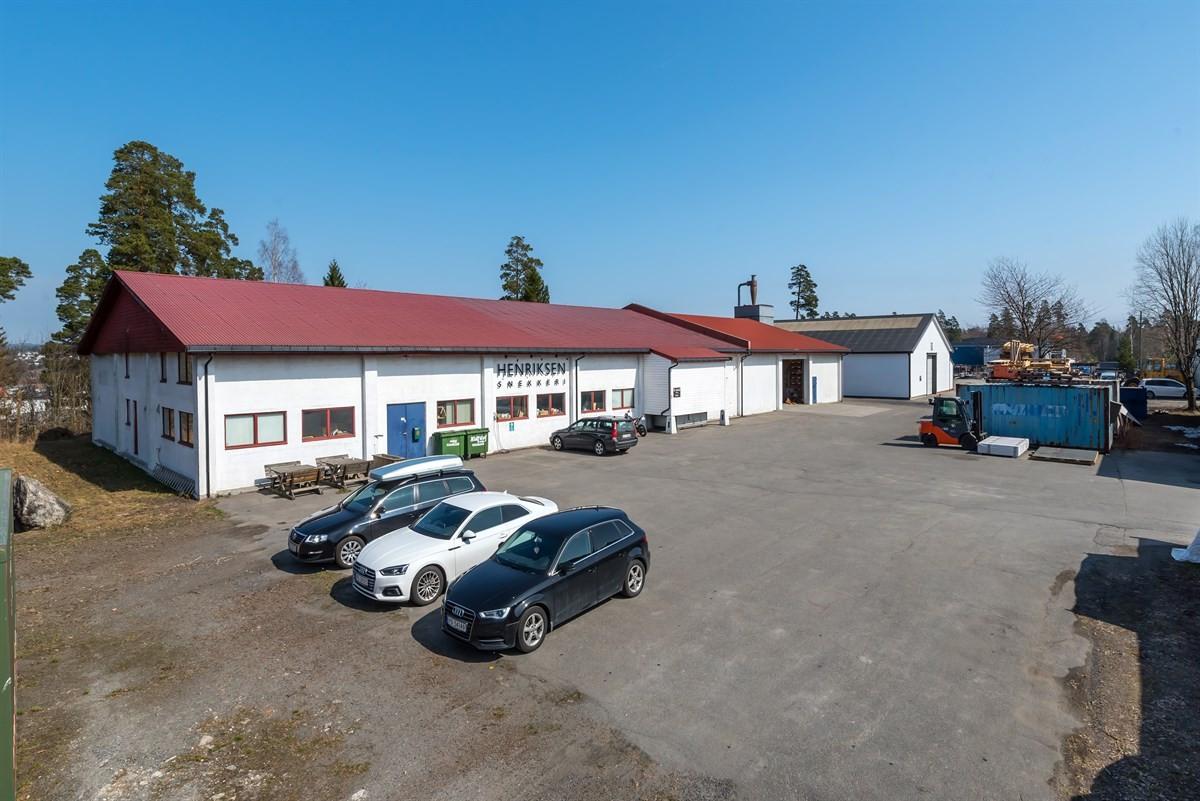 Industri / produksjon - arendal - 1 500 000,- - Meglerhuset & Partners