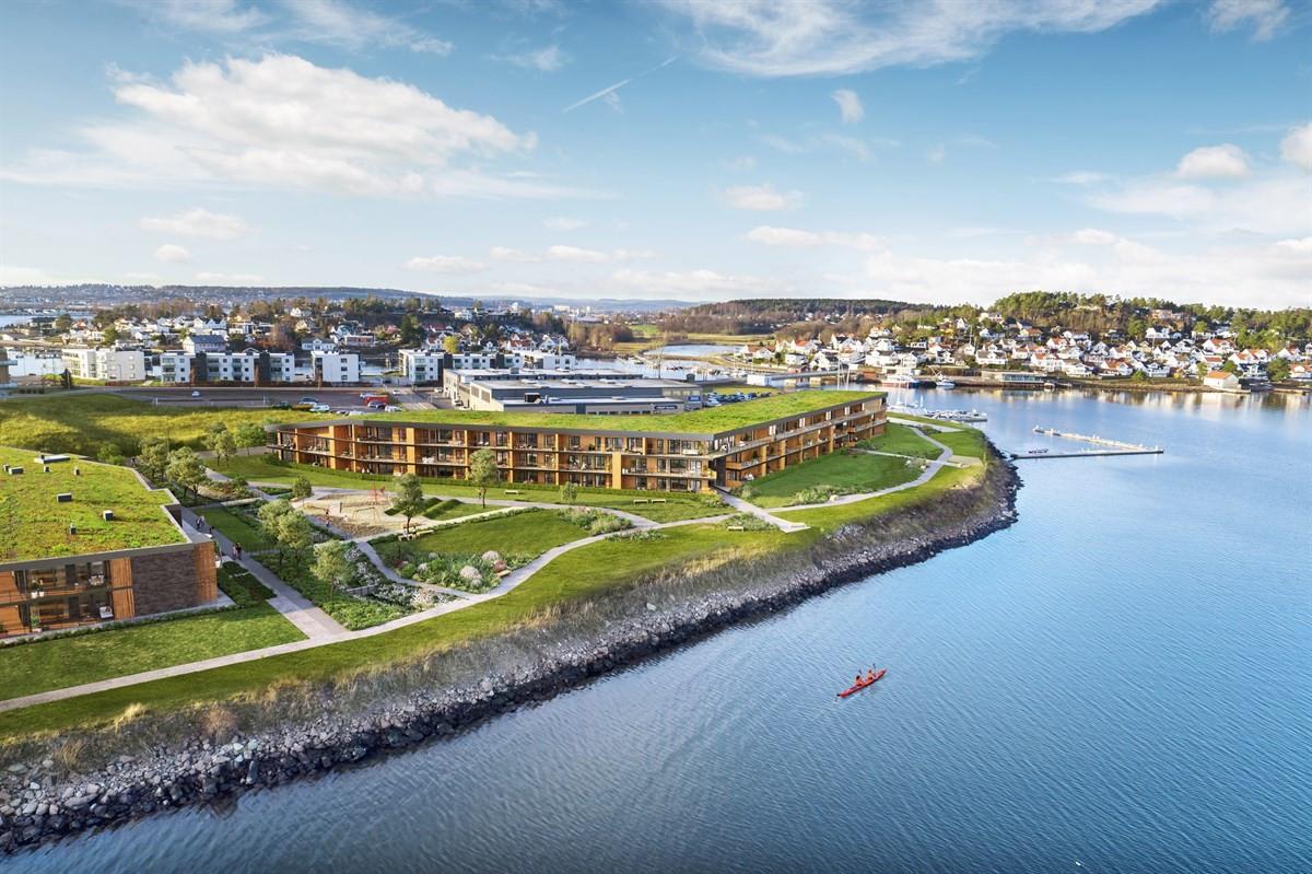 Leilighet - tønsberg - 4 350 000 til 10 500 000,- - Bakke Sørvik & Partners