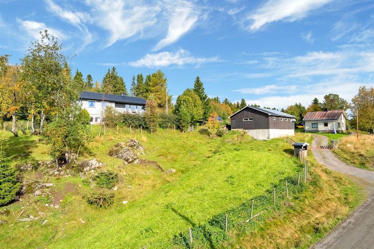 Landbrukseiendom - øvre snertingdal - 1 190 000,- - Partners Eiendomsmegling