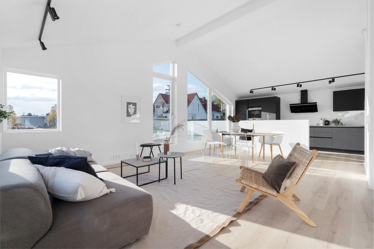 Flott bolig med attraktiv beliggenhet!