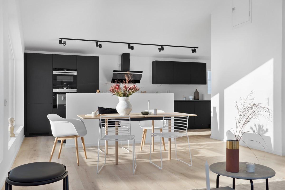 Stue/Kjøkken