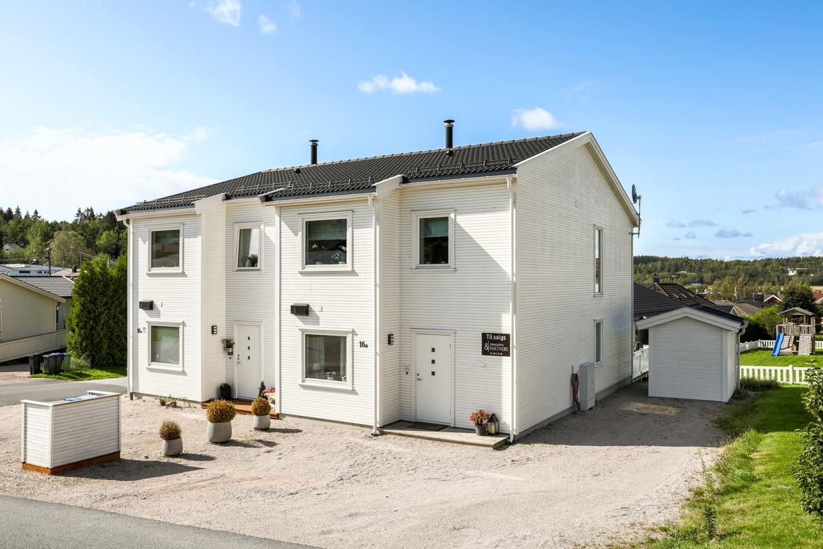 Enebolig - skjeberg - 2 750 000,- - Grimsøen & Partners