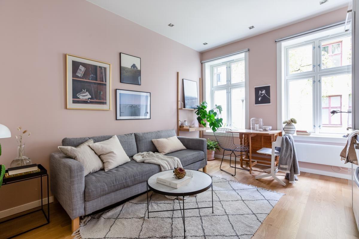 Leilighet - Grünerløkka - Sofienberg - oslo - 2 150 000,- - Schala & Partners